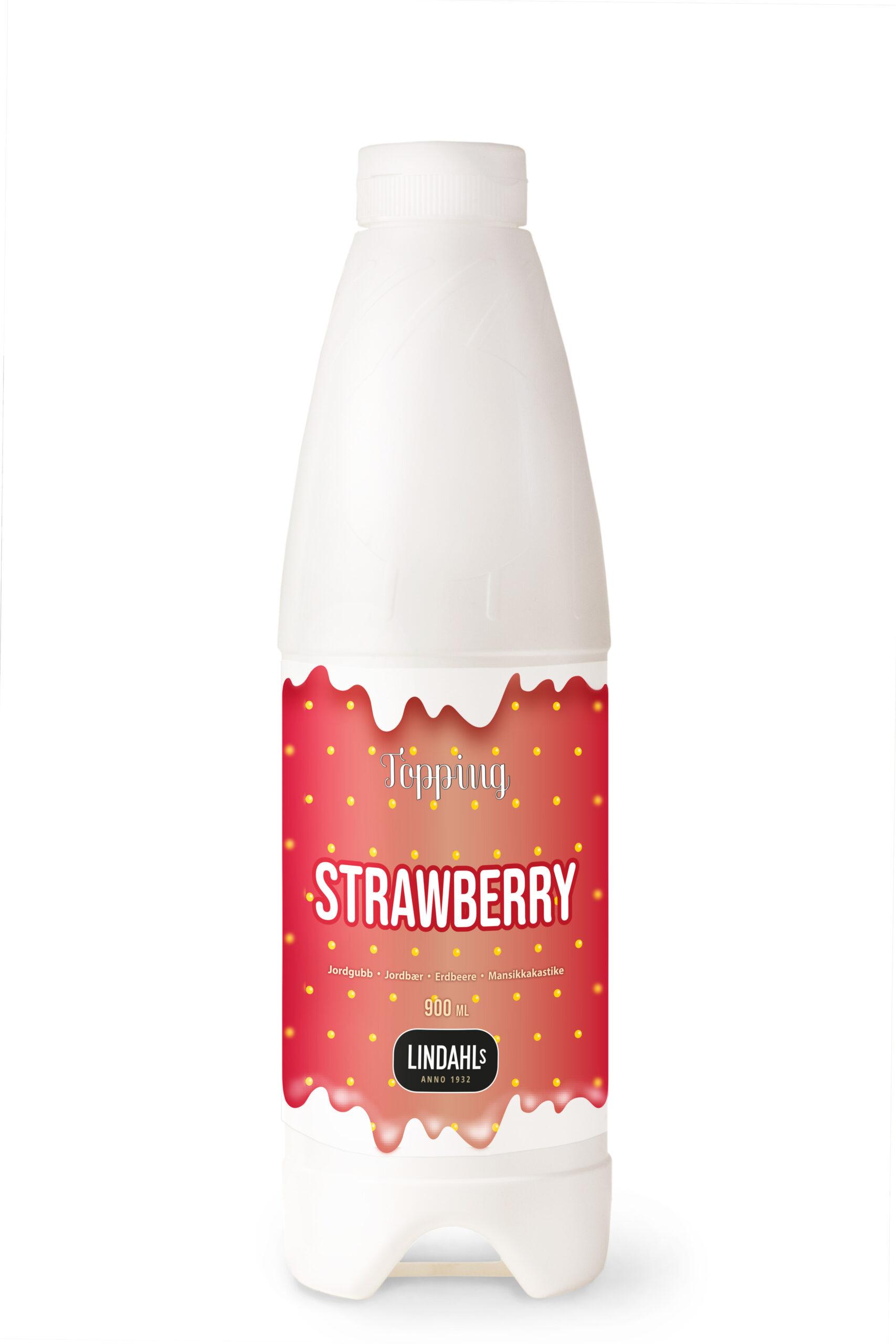 Strawberry 900 ml